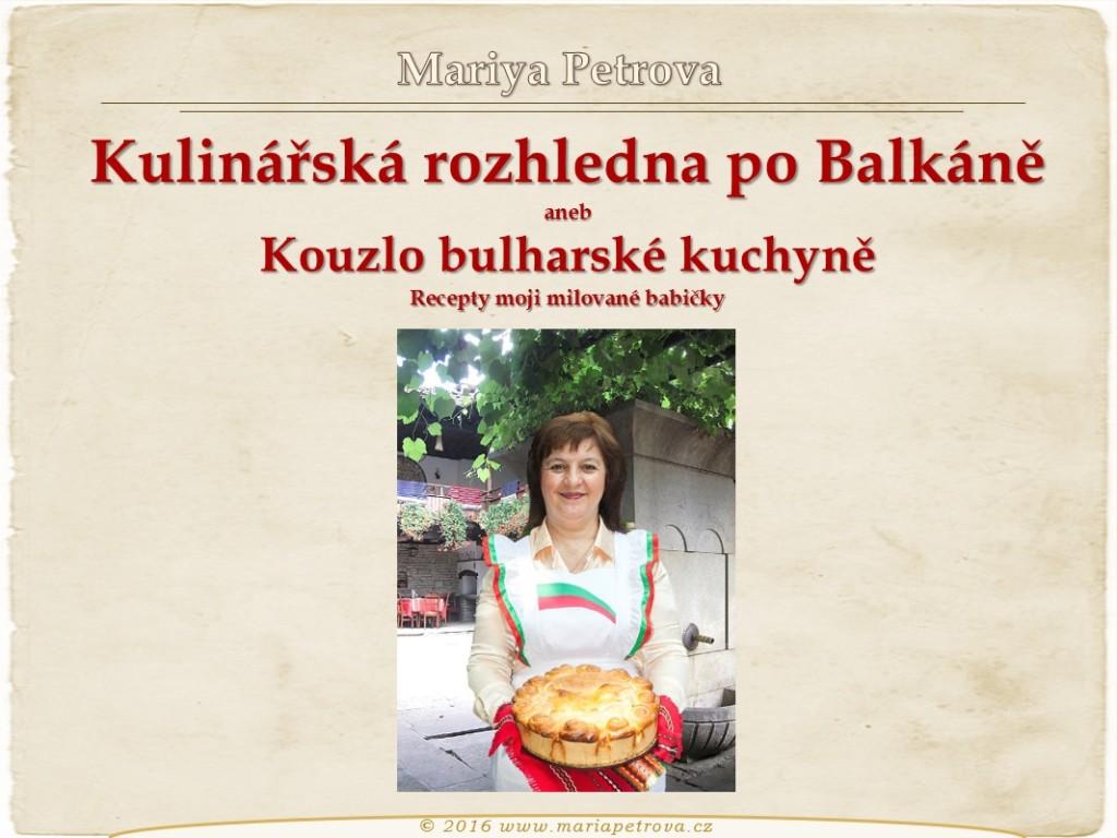 bulharska kuchyne